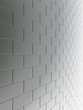 dark wall from tiled blocks as background