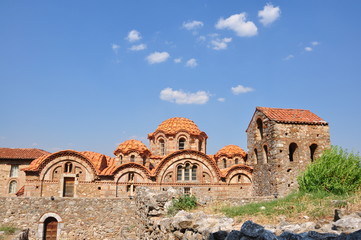 Church in Mystras, Sparta