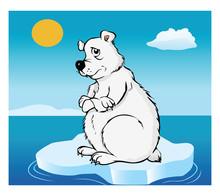 Niedźwiedź polarny globalne ocieplenie