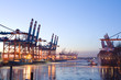 Container Terminal Hamburg