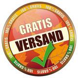 Gratis Versand - 100% Gratis - Button Herbst
