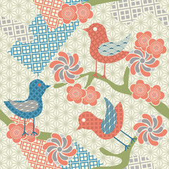 Japanese Modern Pattern