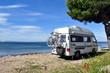 Wohnmobil am Meer - 26433013