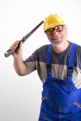 Senior plumber