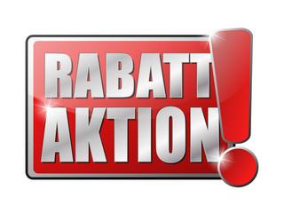 RABATT AKTION!