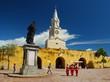 La Torre del Reloj, Cartagena, Colombia