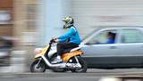 vitesse , circulation urbaine poster
