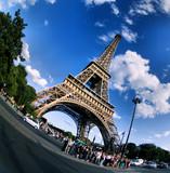 Fototapeta Eiffel Tower - paris © Radoslaw Maciejewski