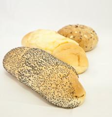 mixed breadroll