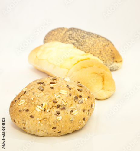 mixed breadroll