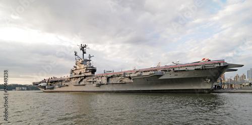 USS Intrepid warship