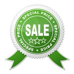 Sello SALE SPECIAL PRICE