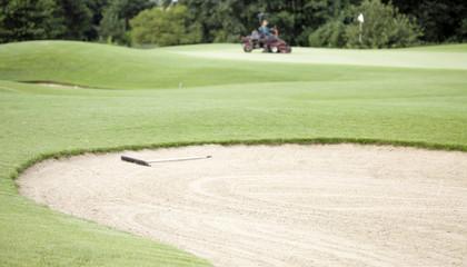 golf golfplatz