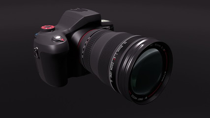 360 Degree Professional Camera