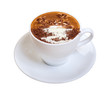 cappuccino cup.coffee .