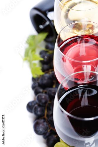 Wine composition © Natalia Klenova