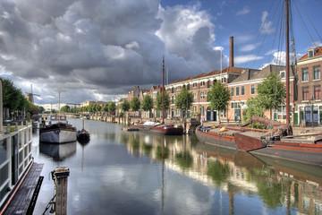 Delfshaven, Holland