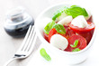 Caprese Salat mit Balsamico