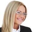 Fototapety business woman