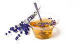 Fototapety Lavendeltee, Lavendel, freigestellt