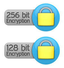 Encryption Buttons