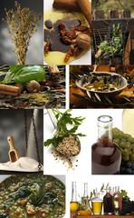 Erbe spezie e condimenti - 26473818