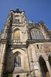 Prague - st. Vitus cathedral - south facade