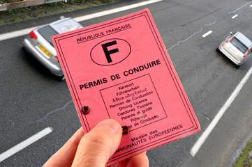 Mon permis de conduire