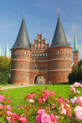 Holstentor, Lübeck - 116