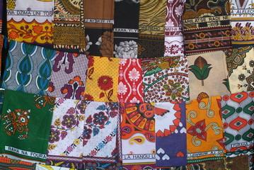 Tessuti tradizionali di Mayotte, isole Comorre