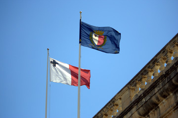 Bandiere di Malta