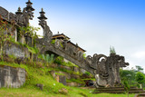 The biggest temple complex, mother of all temples. Bali poster