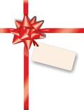 Geschenk mit Kennzeichnung