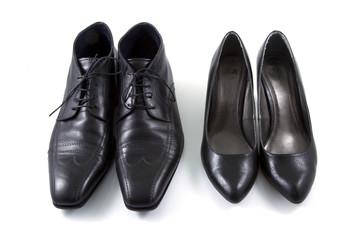 Shoe couple