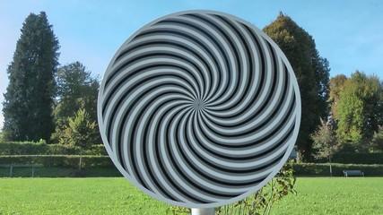 Bewegungs Nachwirkung - Video - Motion aftereffect