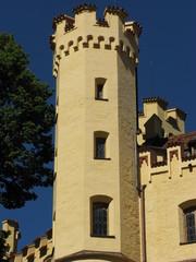 Torre Castello Hoheschwangau, Baviera