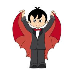 Vampiro. Halloween