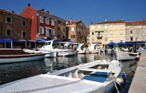 Wiew of Cres, Croatia