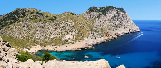 Cala Figuera, Mallorca, Norden
