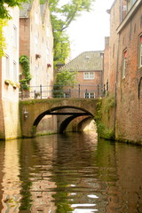 Historic view from canals 2