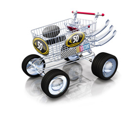 Chariot caddie tuning 3D discount
