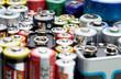 Leinwanddruck Bild - Batterie