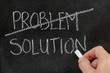 Finding solution for problem