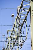 Hight Voltage Line poster