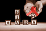 AIDS cause poster