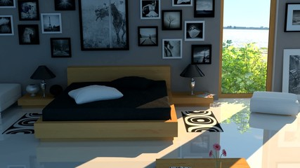 bedroom anim