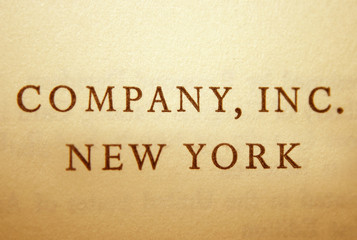 Company,inc New York