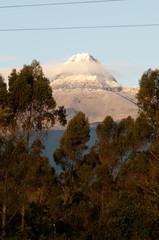 mountaisn of ecuador