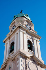 Gibraltar Cathederal Bell Tower