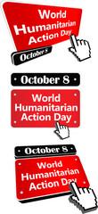 october 8 - world humanitarian action day
